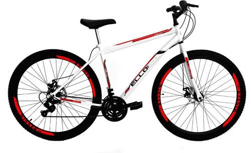 Bicicleta Aro 29 Ello Freio A Disco Câmbios Importados