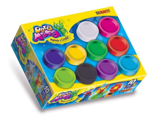 Masa Potes Por 10 Unidades Duravit Juegos Juguetes Infantil