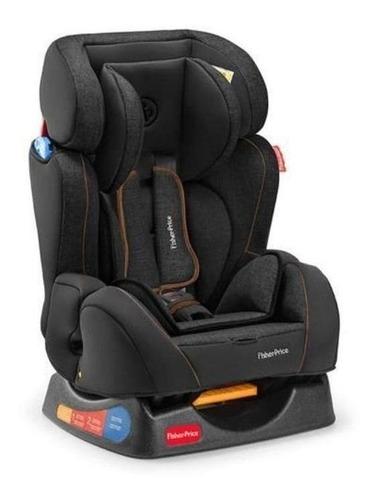 Cadeira Infantil Para Carro Fisher-price Hug Preto-melange