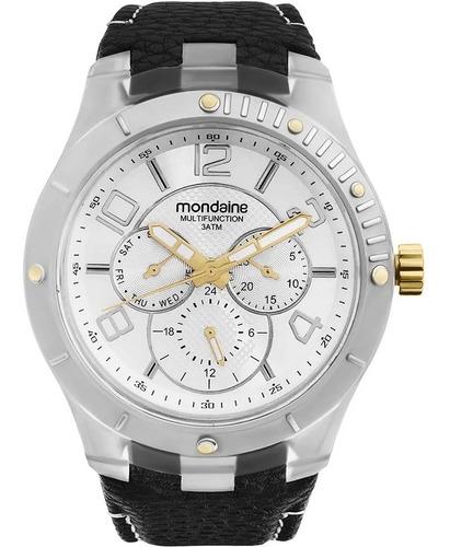 Relógio Masculino Mondaine Original Com Nfe E Garantia