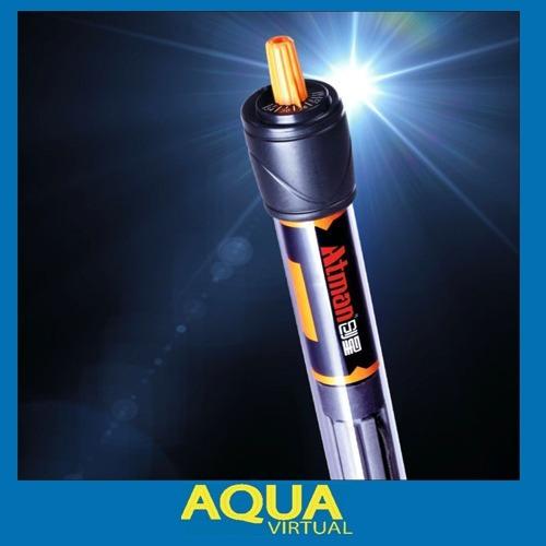 Calefactor Calentador Para Acuario Atman J25 50watts