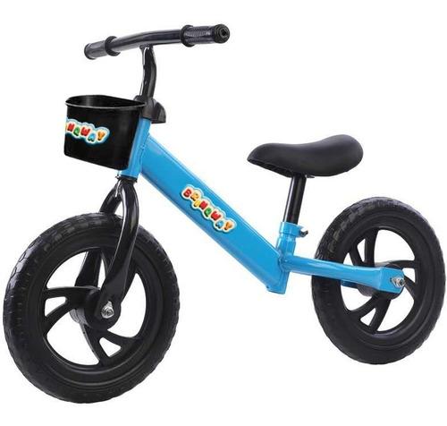 Triciclo Balance Andador S/pedal Equilibrio Menino Menina