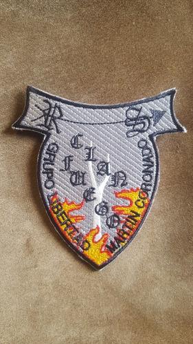 Escudo Bordado De Boy Scout-martin Coronado
