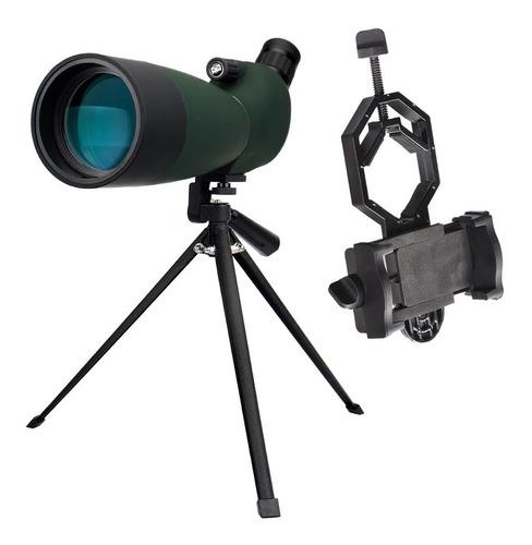 Luneta - Telescopio - Target 25-75x70 Bak-4 + Tripe