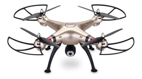 Drone Syma X8hw Con Cámara Hd Rose Gold