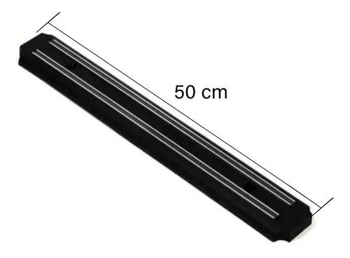 Suporte Barra Para Facas Ferramentas De Imã Magnética 50cm