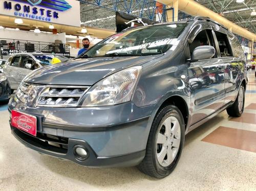 Nissan Grand Livina 7 Lugares Novissíma!!!!