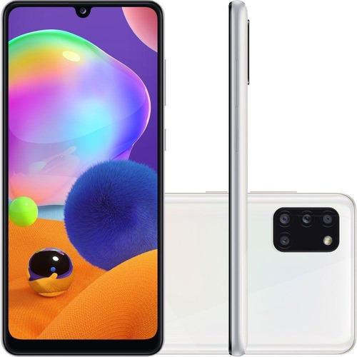 Celular Samsung Galaxy A31 A315 Dual 128gb 4gb Ram Branco