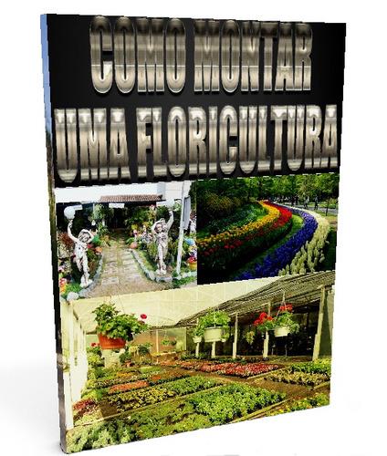 Como Montar Uma Floricultura Original