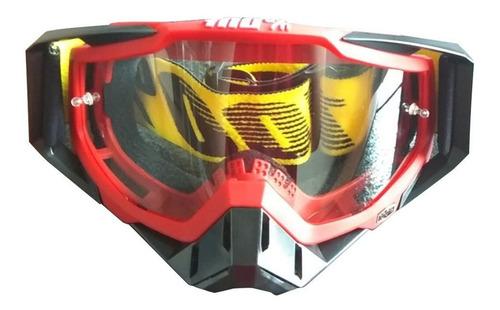 Motocross Ao Ar Livre Equitação Óculos Pára-brisa Dustproof