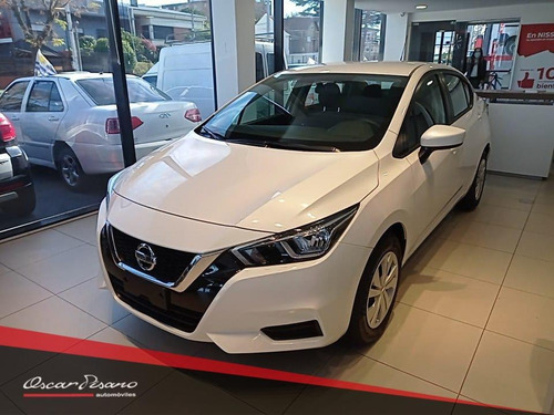 Nissan Versa New Versa Sense 1.6 2021 0km