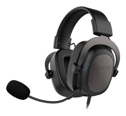 Fone Headset  E-sport Gaming 3.5 Mm Alto Falante  Magnético