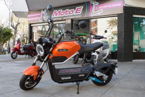 Moto Electrica Miku /emuv/ Bat.litio Moto E