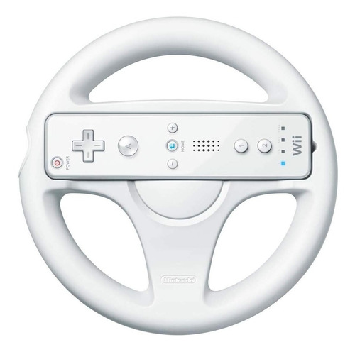 Wii Wheel Volante Original Nintendo Mario Kart