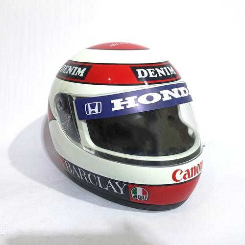Capacete Nelson Piquet