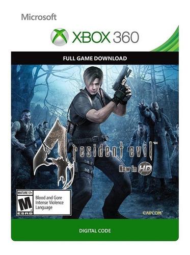 Resident Evil 4 Xbox 360  Digital