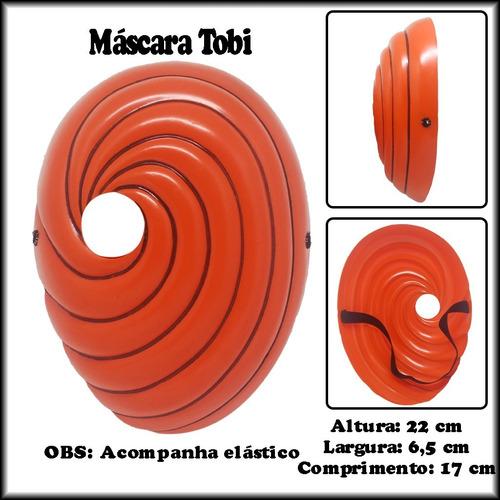 Naruto - 1 X Máscara Tobi