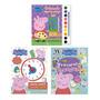 Kit Coleção 3 Livros De Atividades E Pintura Peppa Pig