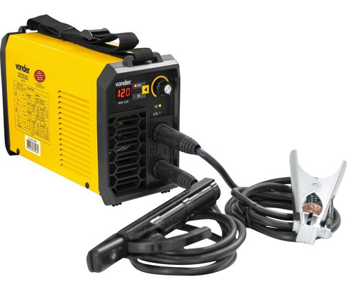 Solda Inversora Vonder Tig E Eletrodo Riv122 Digital Bivolt