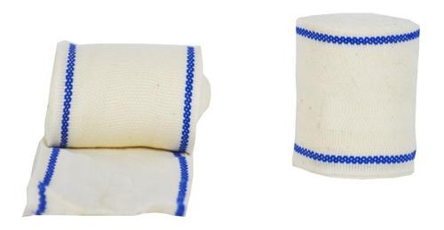 Venda Semi-elastica Blanca 6cms