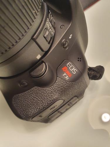Câmera Canon T3i / 2 Lentes 18-55 E 18-200 + Flash 430exii