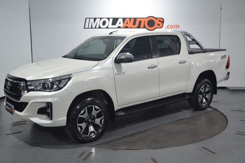 Toyota Hilux 2.8 Tdi D/c Srx 4x4 A/t  2019 -imolaautos