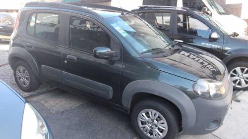 Fiat Uno 1.4 Way 2012