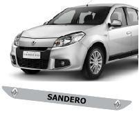 Protetor Soleira Adesivo D1 Porta Carro Renault Sandero
