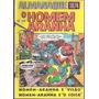 Gibi Almanaque 1974 O Homem Aranha