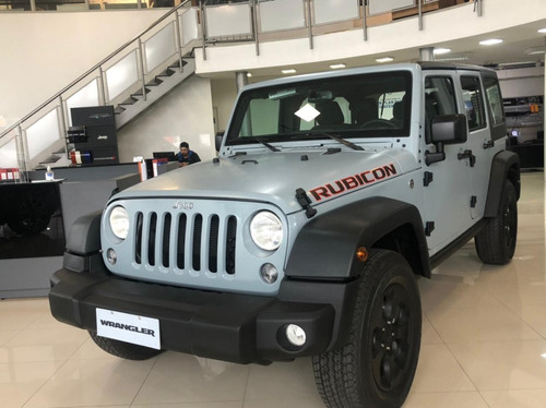 Jeep Wrangler Rubicon Jk 3,6l 4x4 At5 0km Fisico
