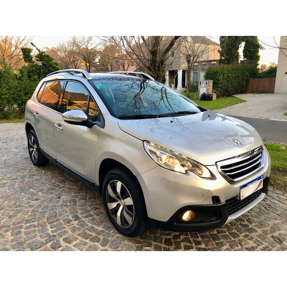 Peugeot 2008 1.6 Thp Sport - Año 2016 - Unico Dueño