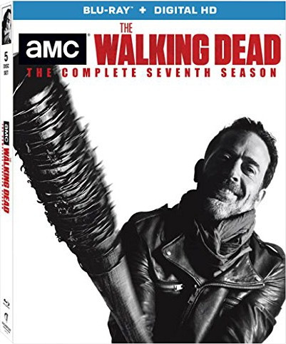 The Walking Dead - Temporada 7 En Blu-ray Original