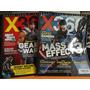 Revistas X360 Jogo Informal Mass Effect 3 Gears Of War 4