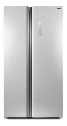 Refrigerador Philco Side By Side 489l Prf504i 110v
