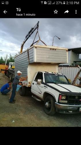 Furgón Cava De Aluminio Para Camiones 350 Chevrolet Y Ford