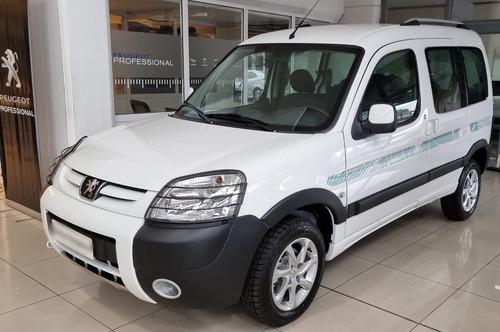 Peugeot Partner Patagónica Hdi 2021 0km A Patentar