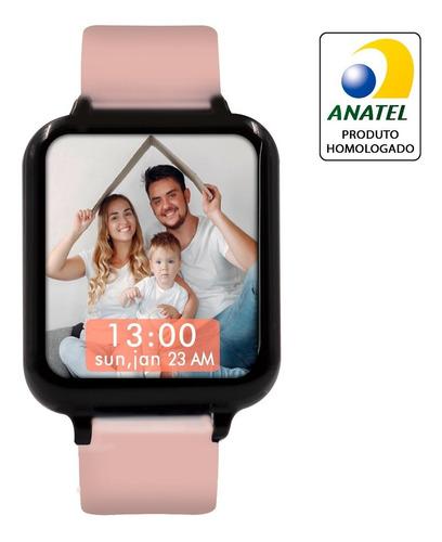 Smartwatch B57 Relógio A Prova D'água Fitness Hero Band 3