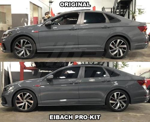 Pro-kit Molas Esportivas Eibach Vw Jetta Mk7 2.0 Gli (2019+)