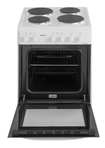 Cocina Eléctrica Philco Hotplate Blanca  Phch050b 50cm