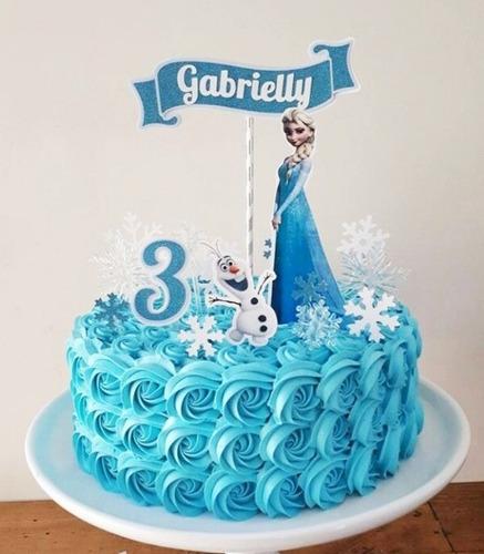 Tortas Cumpleaños Infantiles Merengue Princesas