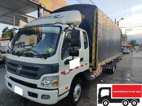 Camion Foton 1129 (6.7) Estacas Modelo 2016