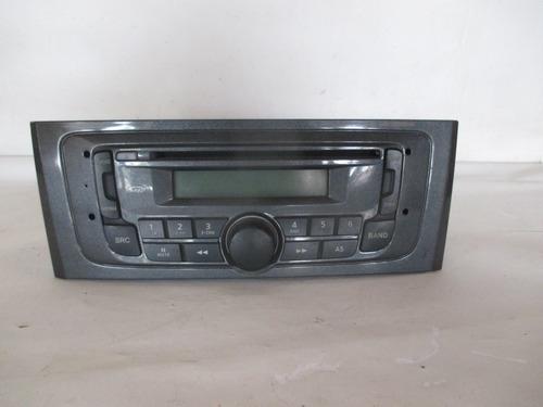Radio Som Fiat 100184308 Original Para Retirar Pecas