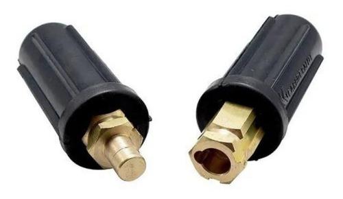 Conector Maquina Solda Emenda Cabo Engate Rapido Bateria