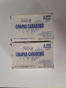 Grapas Tapicería 530-8