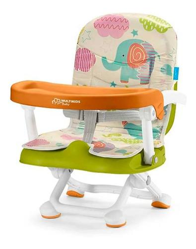 Cadeira Para Alimentação Refeição Bebê Portátil Animais