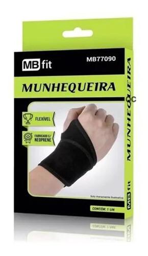 Munhequeira Tensor Protetor De Punhos Mão Pulso Original