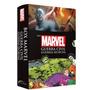 Livro Box Marvel Guerra Civil Guerras Secretas