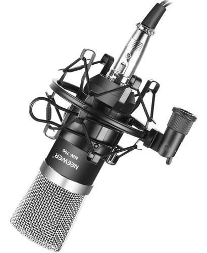 Microfono Neewer Nw-700 Professional, Gr