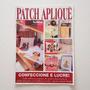Revista Patch Apliquê Avental Roupa Manta Para Bebê Bc813