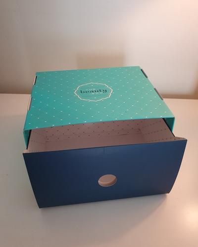 Caixa-gaveta De Papelão Resistente